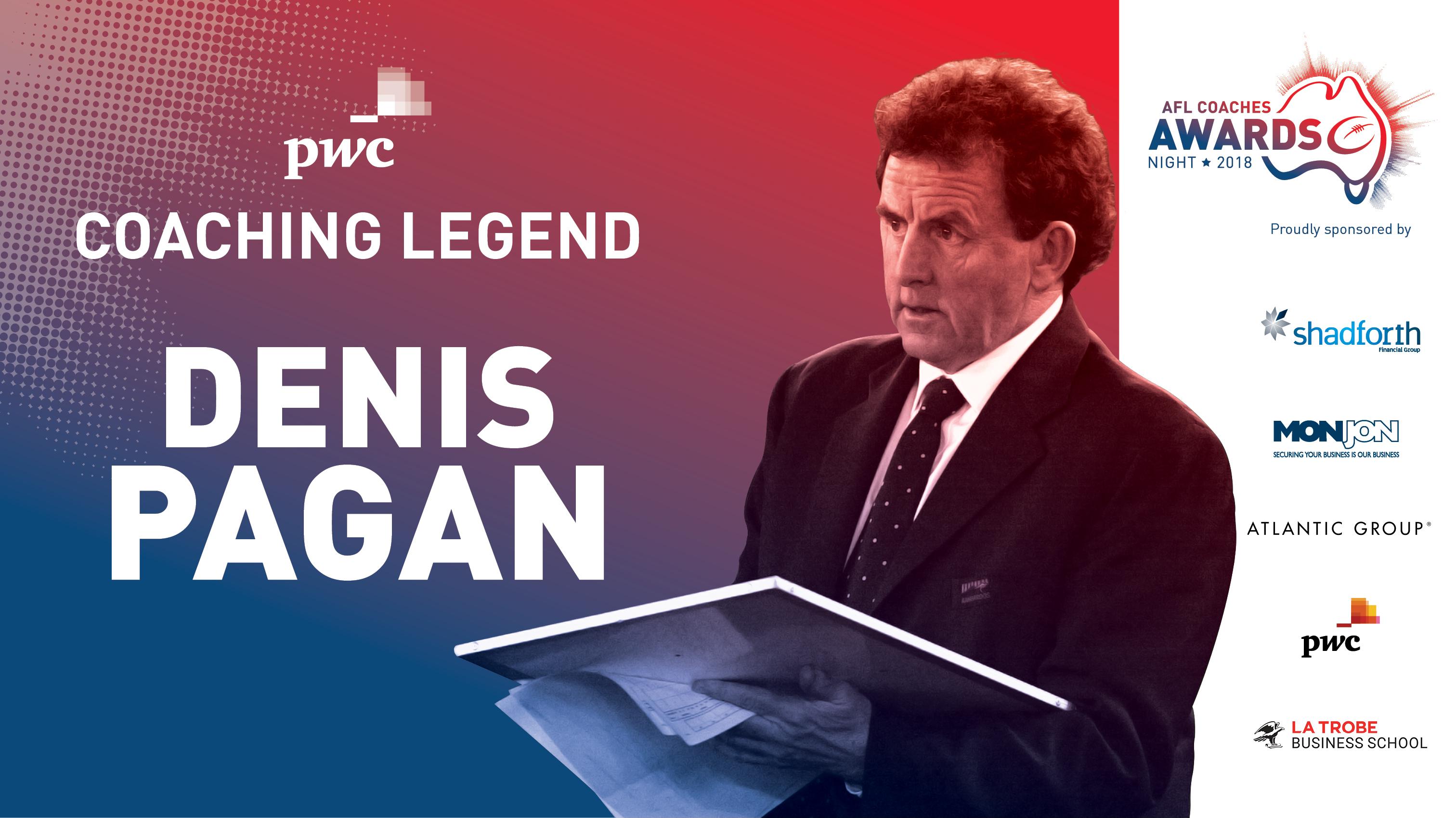 PwC Coaching Legend