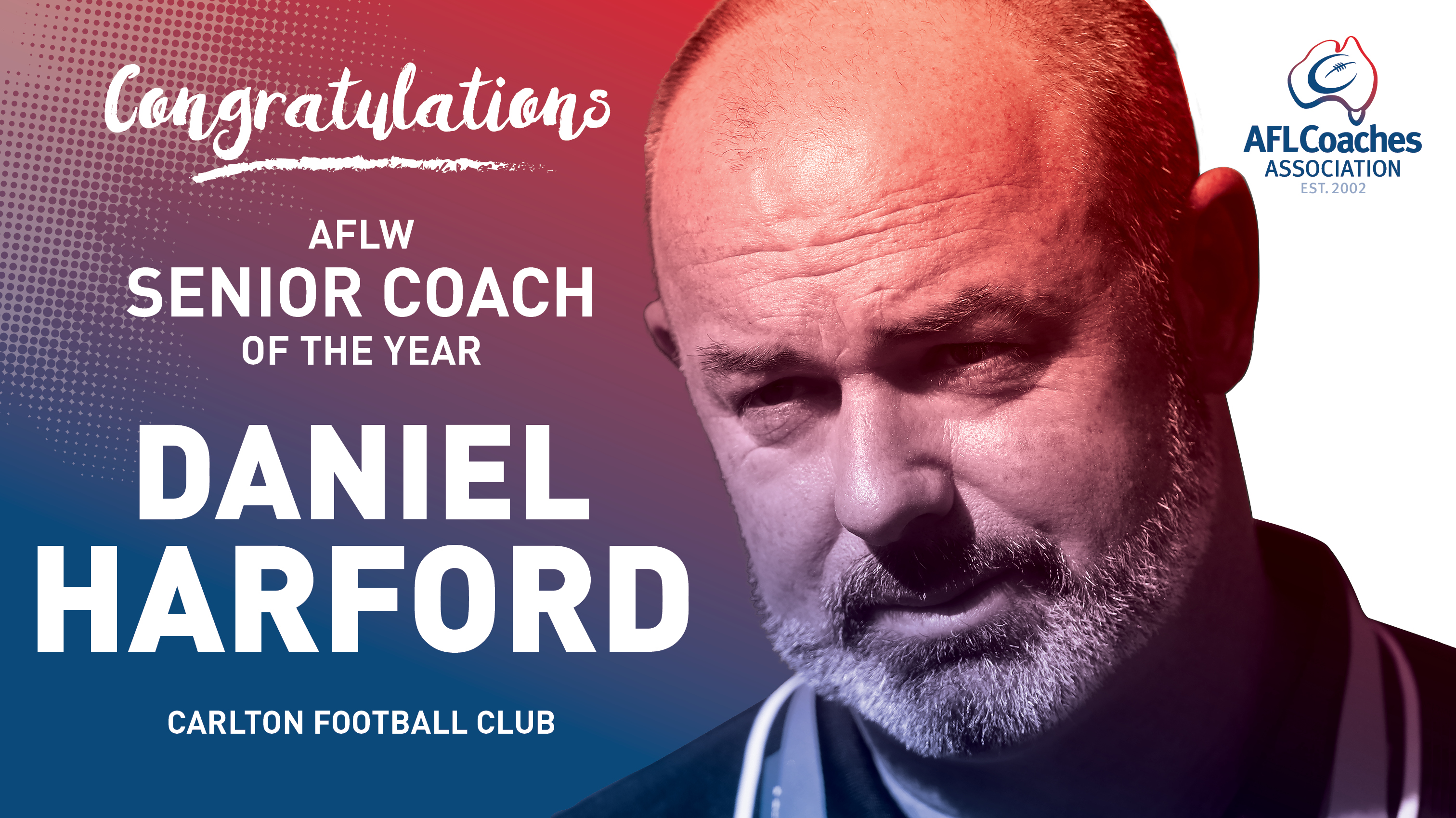 AFLW Senior Coach of the Year