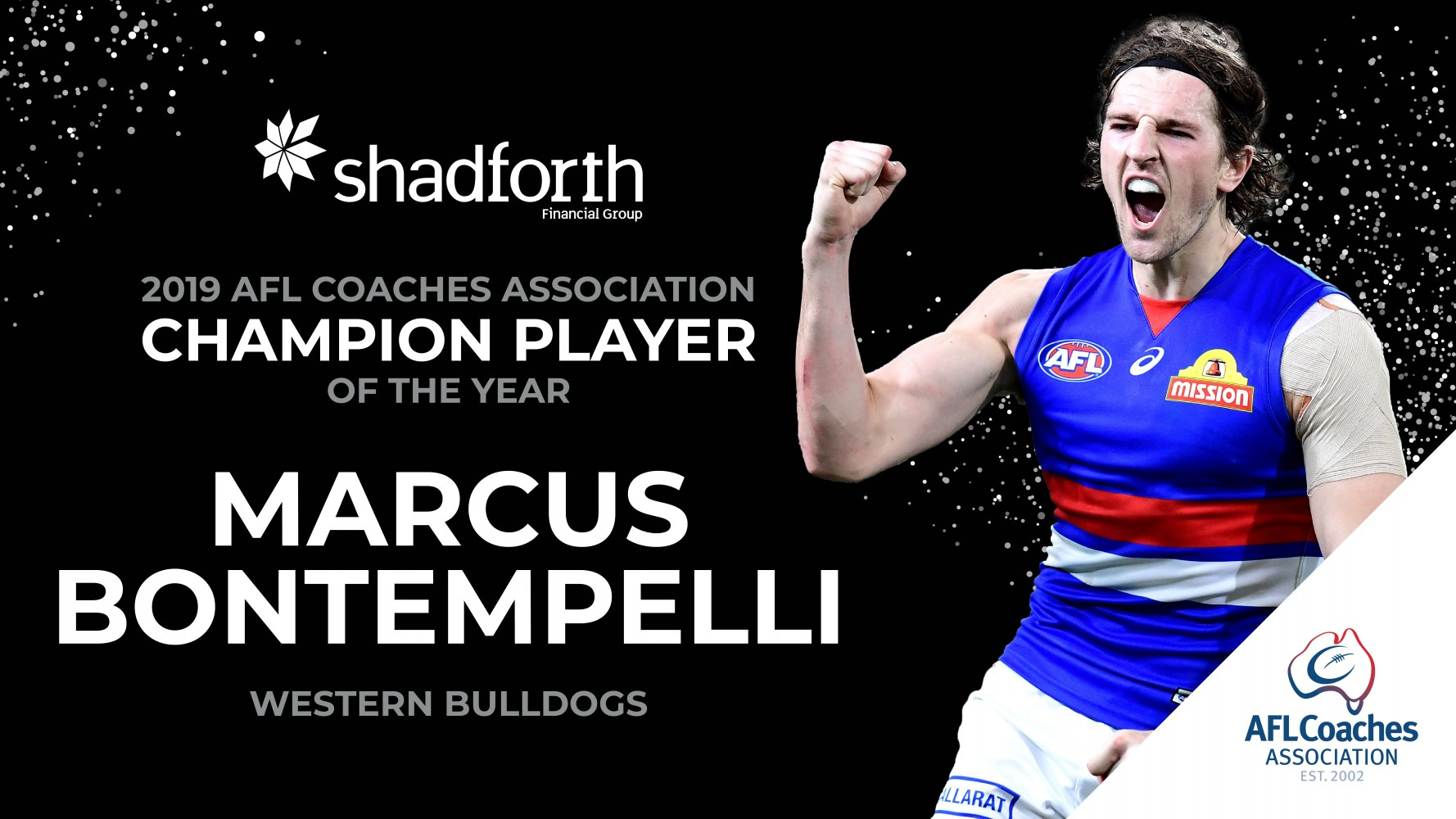 Shadforth Financial Group AFLCA Champion Player of the Year