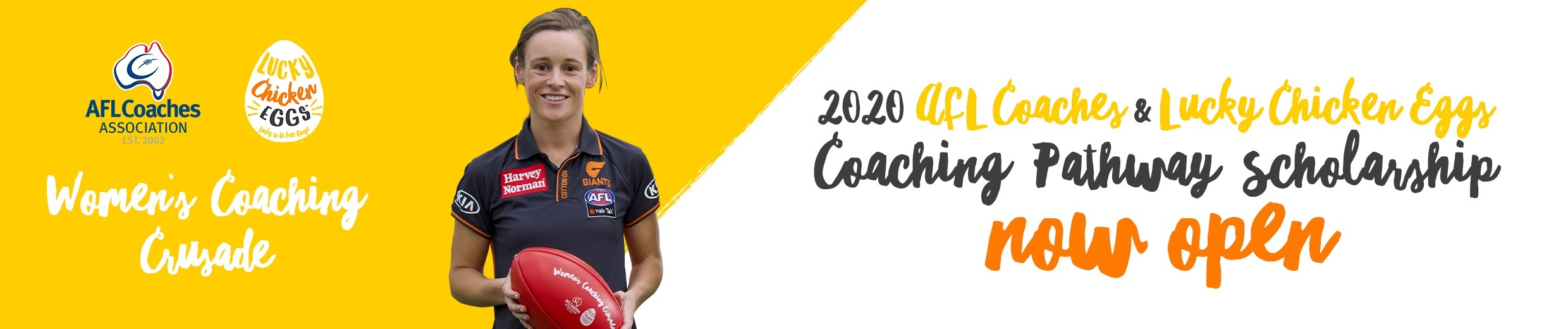 AFL Coaches heading image