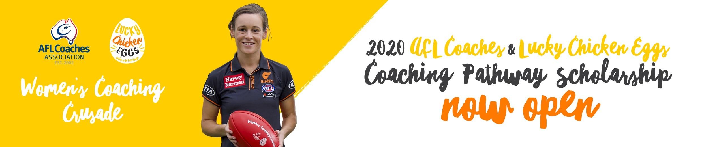 AFL Coaches heading image